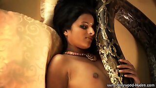 Girl From Exotic India